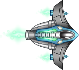 Hero Ship - Spacecraft 4