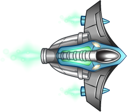 Hero Ship - Spacecraft 3
