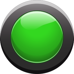 Left Button - green button on