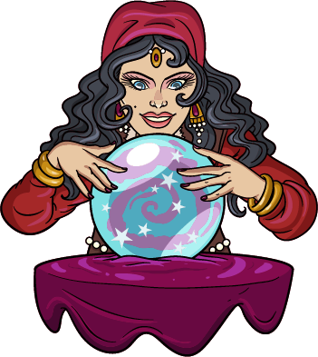 personality expert - fortune teller