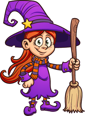 witch 1 - cute witch
