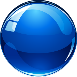 teleport ball - blue ball