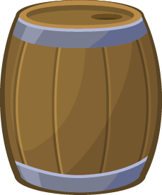 Barrel - barel