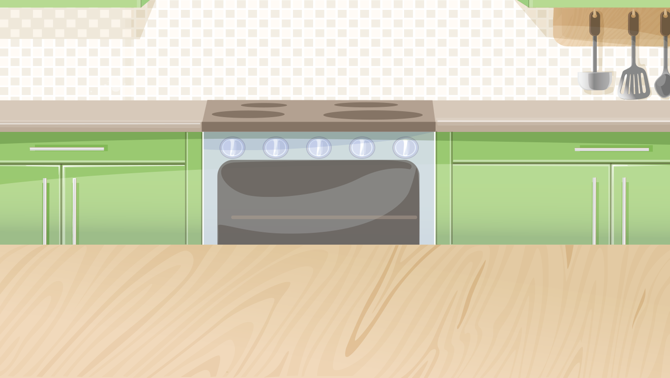 background scene - kitchen1