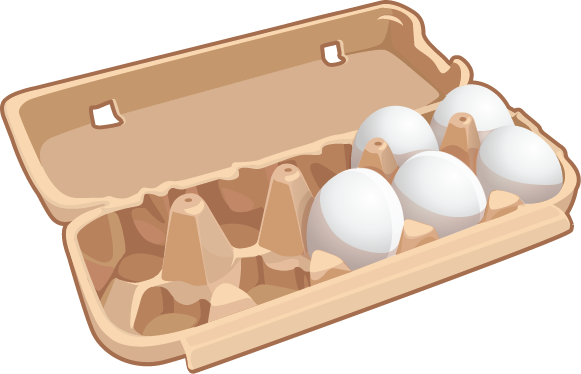 egg carton - egg carton