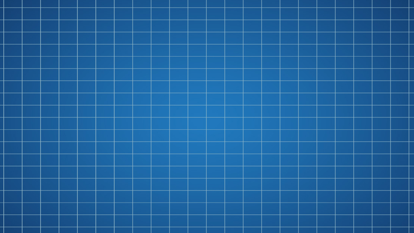 background scene - blue grid