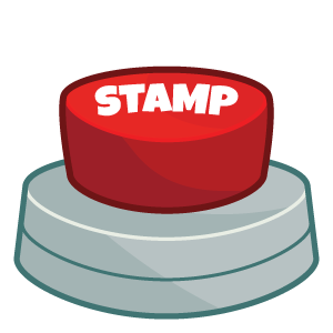 stamp down - stamp up
