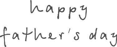 Happy Chirstmas! - fathers day