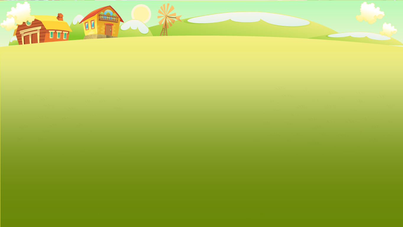 background scene - farm 21
