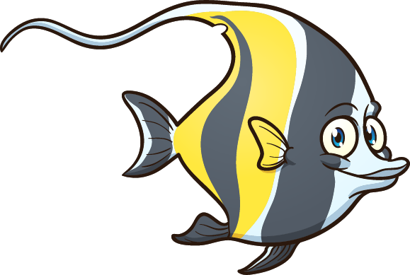 aquarium fish - cartoon fish 2