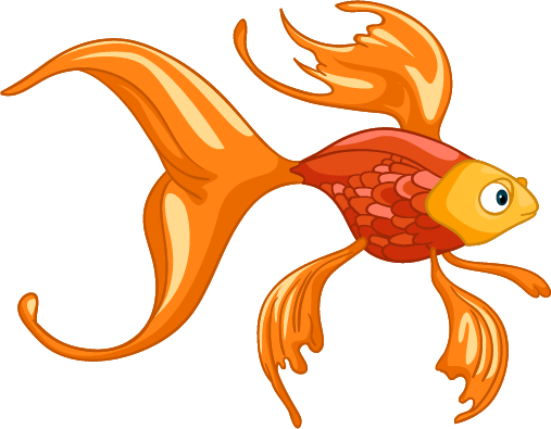 host - goldfish