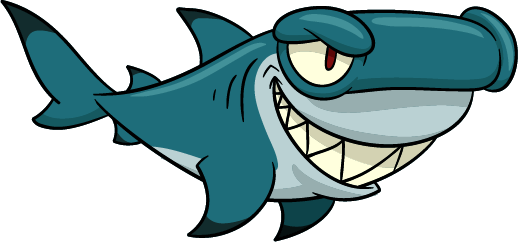 treasure - shark