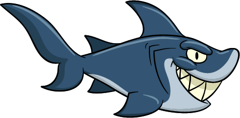 aquarium fish - shark 1