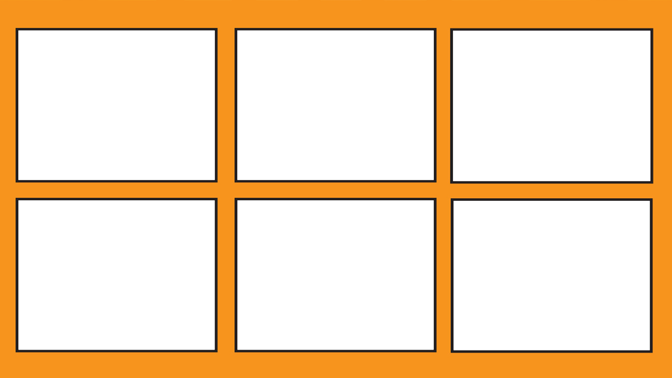 comic panels 1 transparent - comic panels 1 transparent