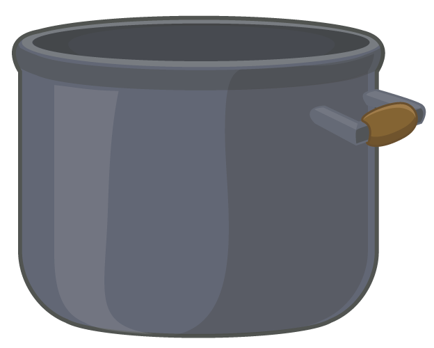 Topping - Pot