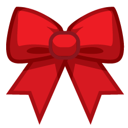 decorations - Bow