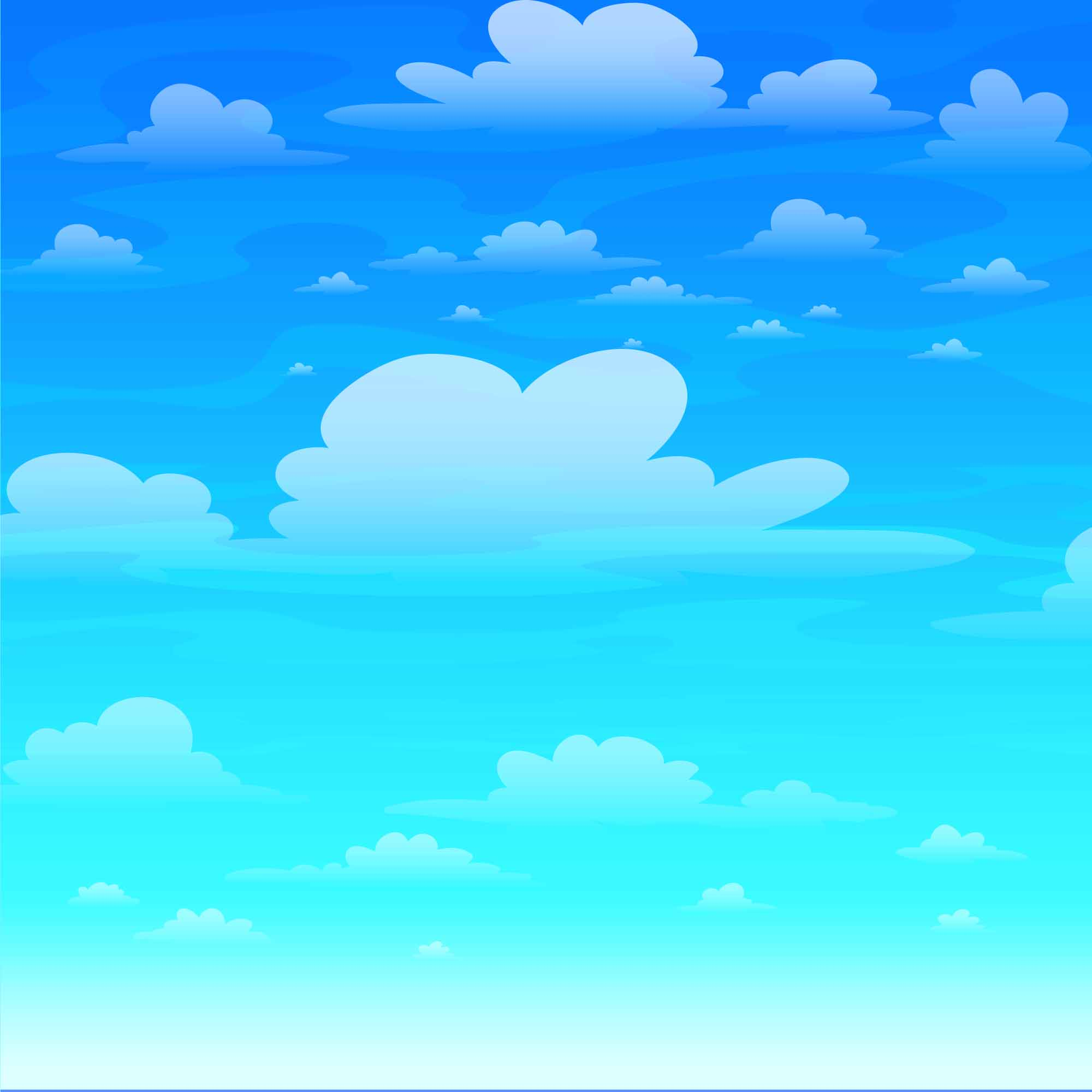 background scene - Sky Background