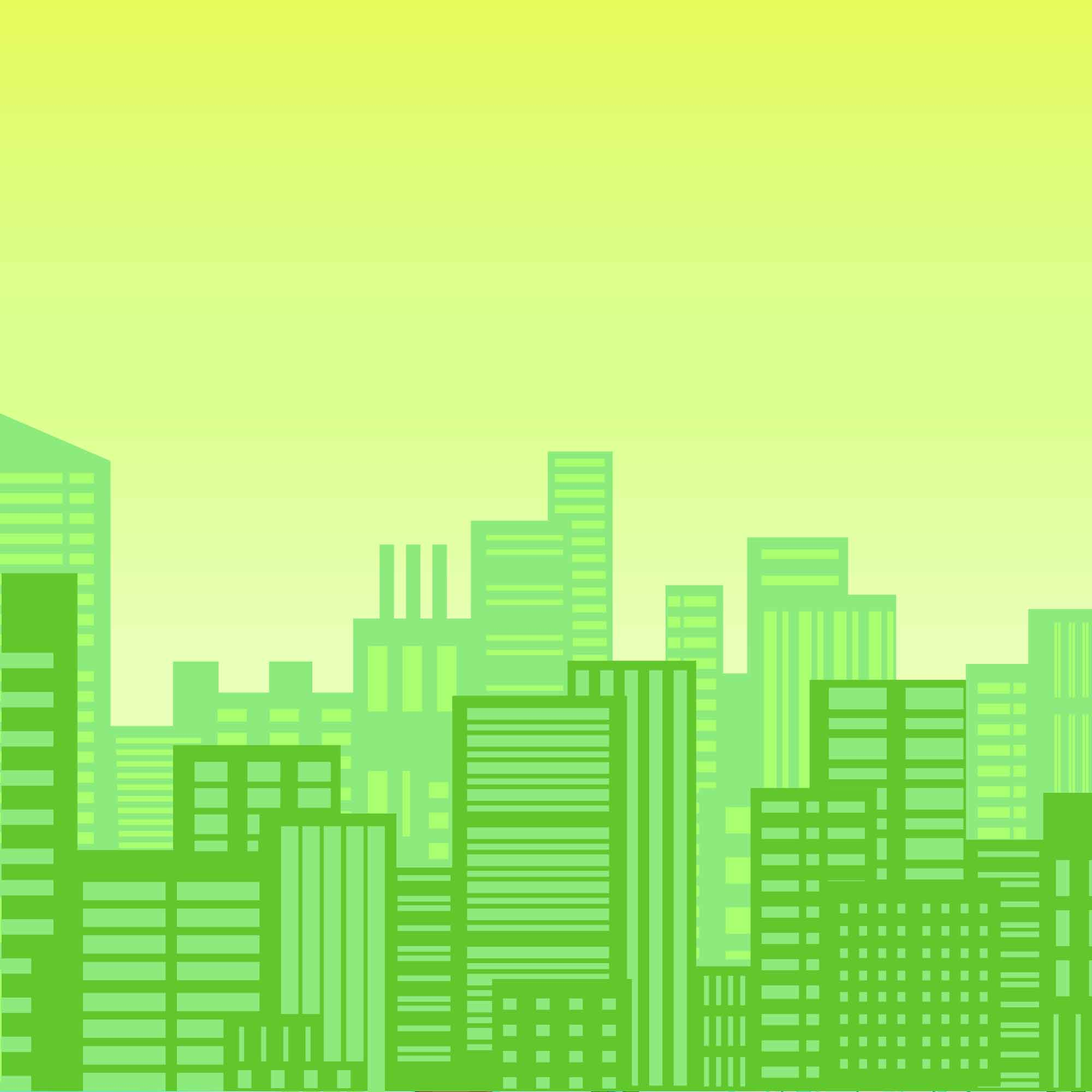background scene - Green City Background