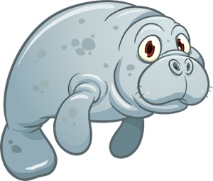 crocodile host - Manatee
