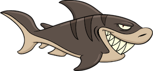 brown shark - brown shark