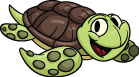 Twister Turtle - turtle-happy