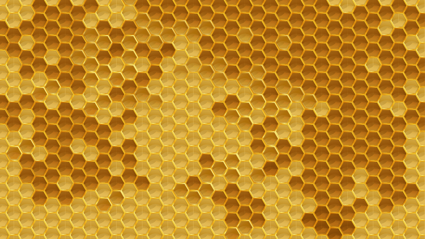 background scene - Honeycomb