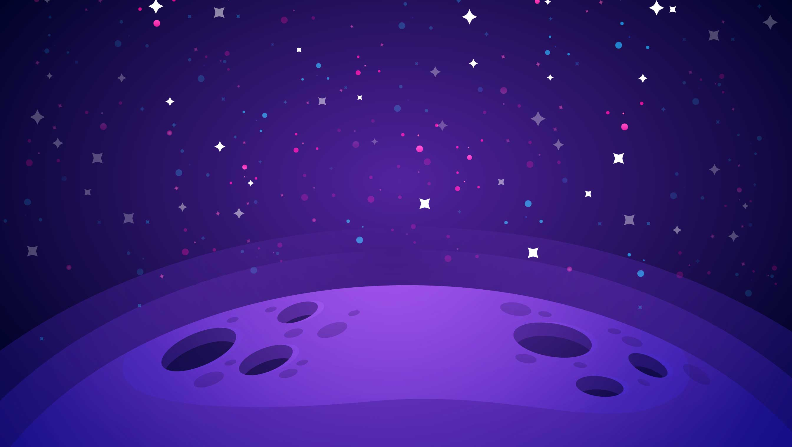 background scene - Space Background 12