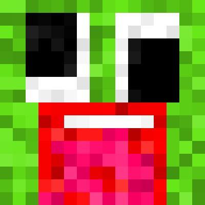 Unspeakable's head | Minecraft Blocks | Tynker