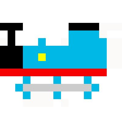 Thomas the tank engine | Minecraft Items | Tynker