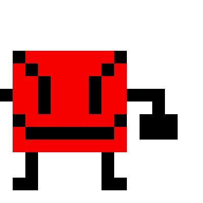 Blocky (BFDI) | Minecraft Items | Tynker