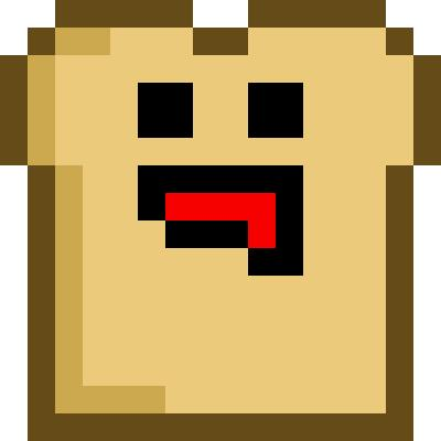 Derp Bread Minecraft Items Tynker