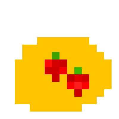 Poison Strawberry Cake Minecraft Items Tynker