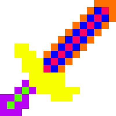 Rainbow Katana Roblox - Wholefed org