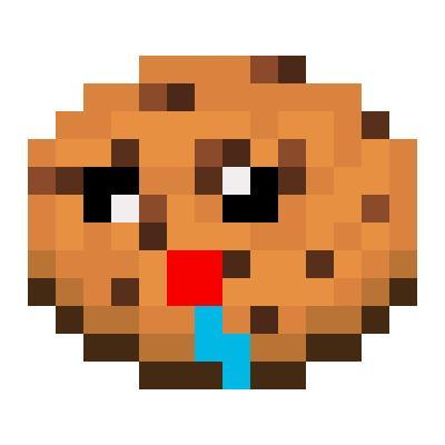 Cookie Derp Face Minecraft Items Tynker