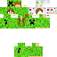 creeper girl Skin 4