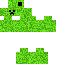 Creeper Man Skin 60
