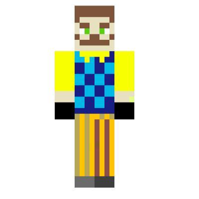 Hello Neighbor Minecraft Skins Tynker