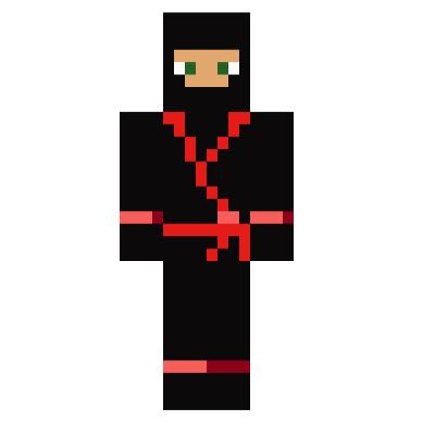 Diamond Ninja Minecraft Skins Tynker - gamer chad roblox skin