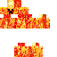 Flaming Creeper Skin 41