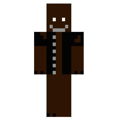 SCP-106 | Minecraft Skins | Tynker