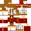My Christmas skin her Name is Cakey Skin 45