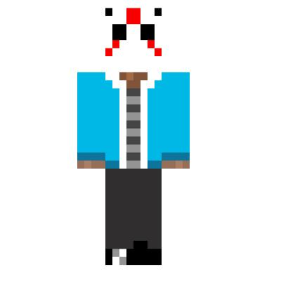 H20 Delirious | Minecraft Skins | Tynker