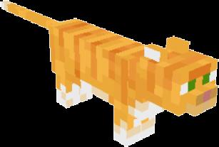 Red Cat | Minecraft Mobs | Tynker