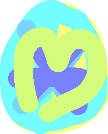 The Egg - drawing