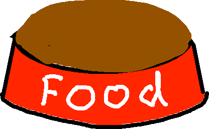 drawing6 - Filled Dog food/Cat food