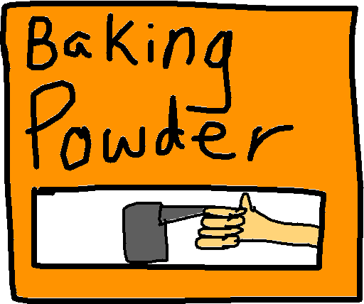 Baking Powder - *closed*