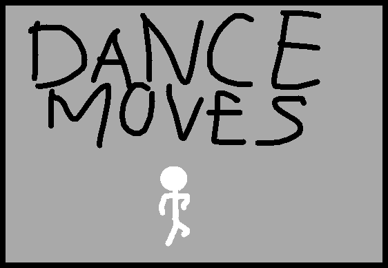 Dance Moves - drawing copy