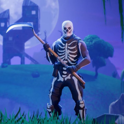 Cookie - skull trooper