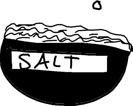 Salt - *bowl* copy