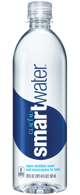 bottle - smartwater